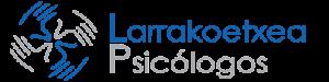 logo psicologos larrakoetxea